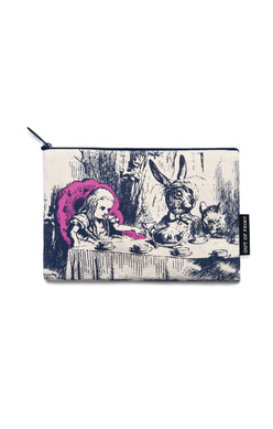 Alice in Wonderland Pouch, Out of Print