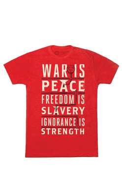 War is Peace - Unisex Small, Out of Print