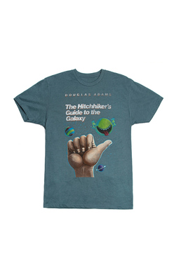 Hitchhiker's Guide to the Galaxy - Unisex Small, Out of Print