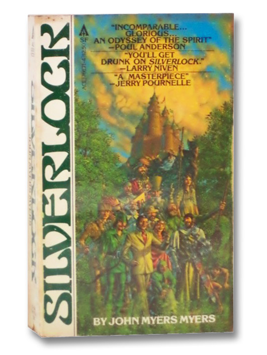 Silverlock, Myers, John Myers