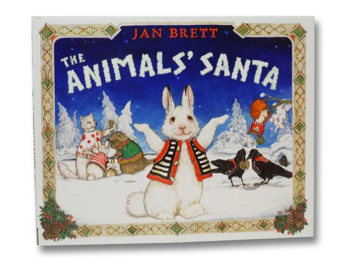 The Animals' Santa, Brett, Jan