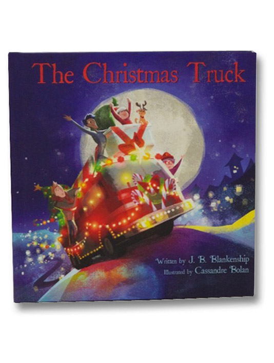 The Christmas Truck, Blankenship, J.B.