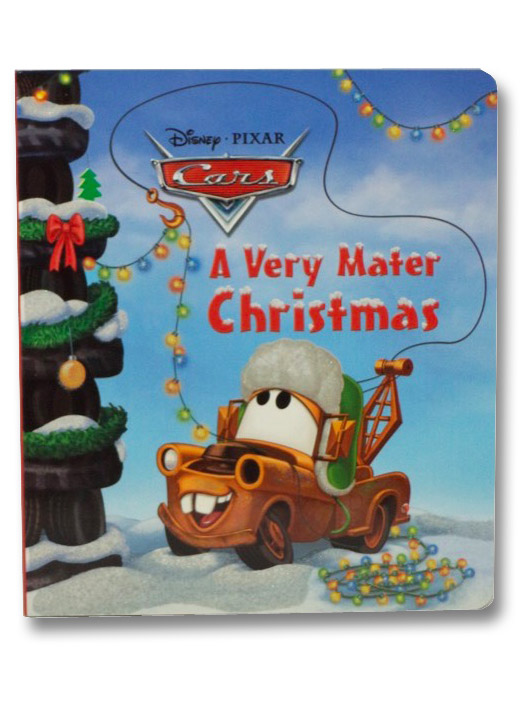 A Very Mater Christmas, Berrios, Frank