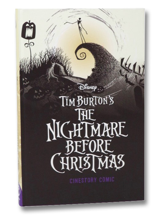 Tim Burton's The Nightmare Before Christmas Cinestory Comic: Collector's Edition, Disney