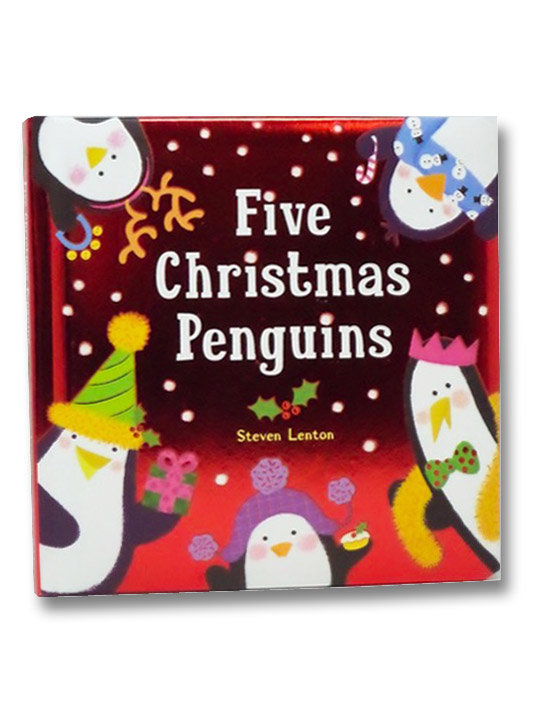 Five Christmas Penguins, Lenton, Steven