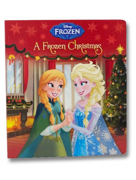 A Frozen Christmas, Posner-Sanchez, Andrea