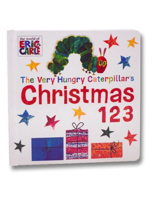 The Very Hungry Caterpillar's Christmas 123, Carle, Eric