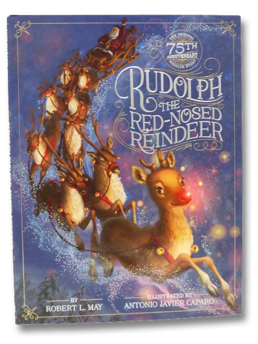 Rudolph the Red-Nosed Reindeer, May, Robert L.