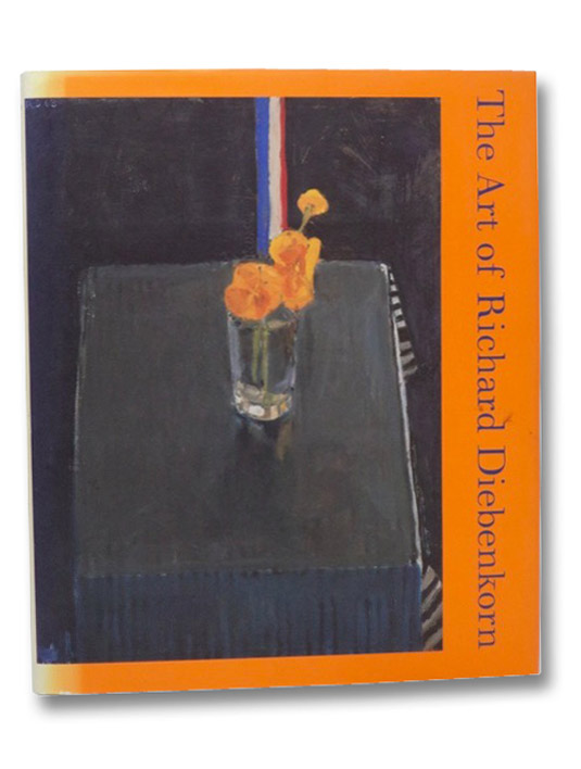 The Art of Richard Diebenkorn, Livingston, Jane; Elderfield, John; Fine, Ruth E.