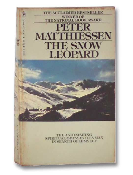 The Snow Leopard: The Astonishing Spiritual Odyssey of a Man in Search of Himself, Matthiessen, Peter