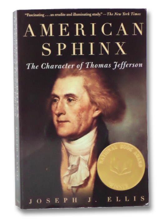 a discussion of the character of thomas jefferson