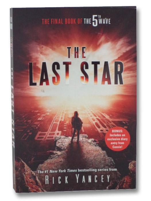 The Last Star: The Final Book of The 5th Wave, Yancey, Rick