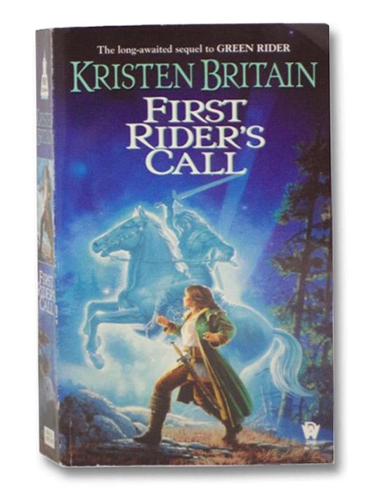 First Rider's Call (Green Rider), Britain, Kristen