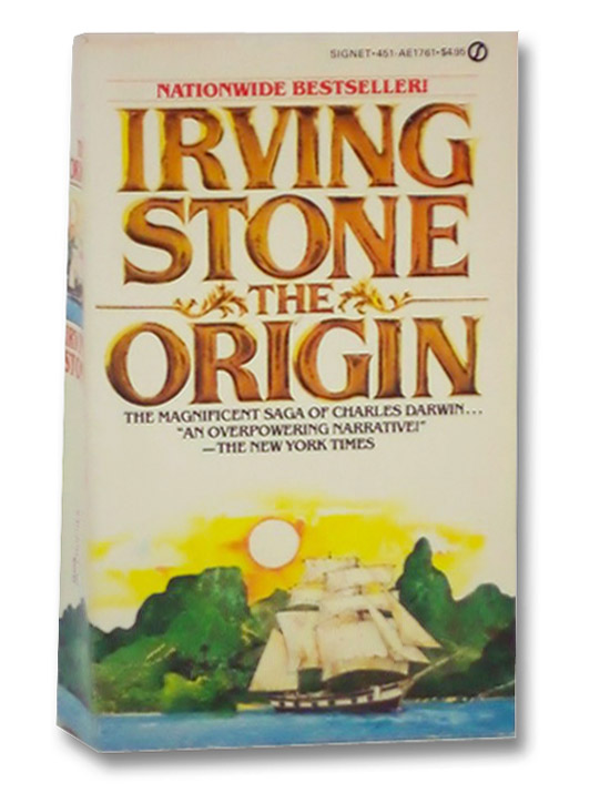 The Origin: The Magnificent Saga of Charles Darwin, Stone, Irving