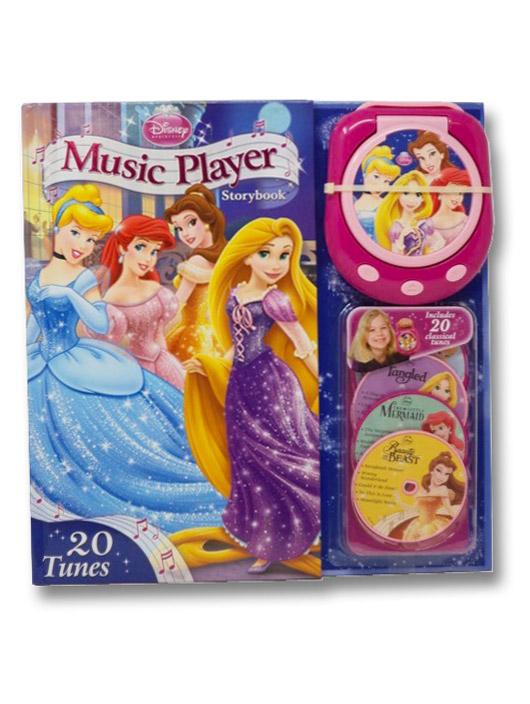 Disney Princess Music Player Storybook, Disney Princess