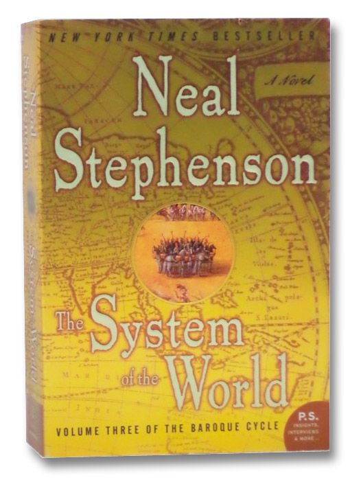 The System of the World (The Baroque Cycle, Vol. 3), Stephenson, Neal