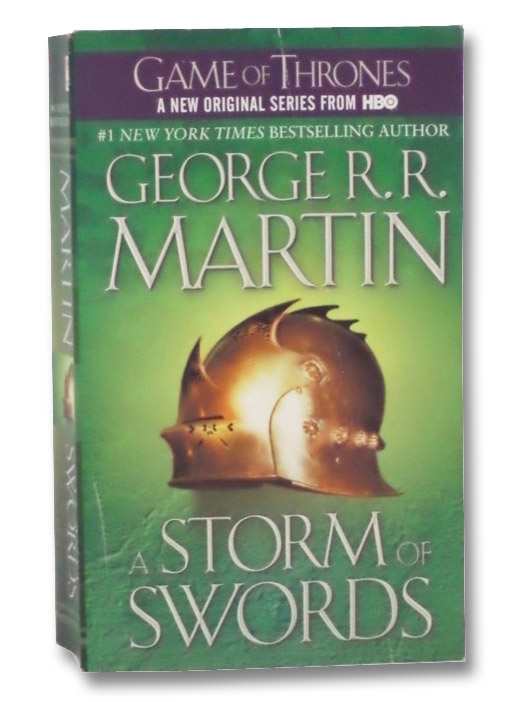 A Storm of Swords (A Song of Ice and Fire, Book 3), Martin, George R.R.
